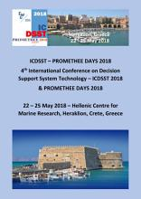 Proceedings of the 4th International Conference on Decision Support System Technology     ICDSST 2018   PROMETHEE DAYS 2018 PDF