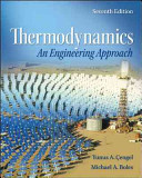 Thermodynamics  An Engineering Approach with Student Resources DVD PDF