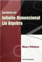 Lectures on Infinite Dimensional Lie Algebra PDF