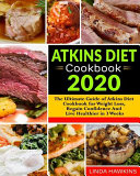 Atkins Diet Cookbook 2020 Book PDF