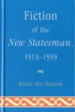 Fiction of the New Statesman  1913 1939 PDF
