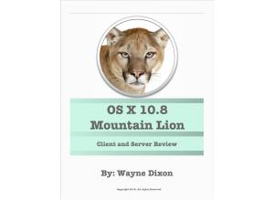 OS X 10 8 Mountain Lion Client And Server  A Review and History PDF