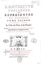 L'Antiquité expliquée: Volume5,Pages1à2