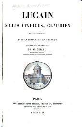 Lucain, Silius Italicus, Claudien