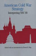 American Cold War Strategy PDF