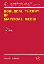 Nonlocal Theory of Material Media