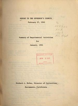 Report to the Governor s Council PDF