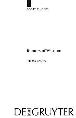 Rumors of Wisdom PDF