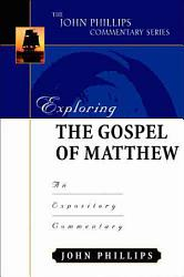 Exploring The Gospel Of Matthew Book PDF