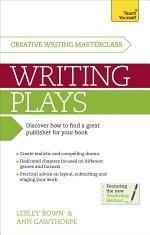 Masterclass: Writing Plays