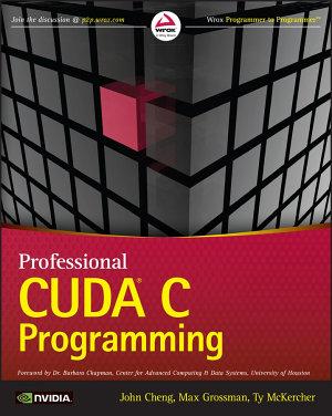 Professional CUDA C Programming PDF
