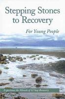 Stepping Stones to Recovery for Young People PDF