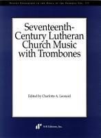 Seventeenth century Lutheran church music with trombones PDF
