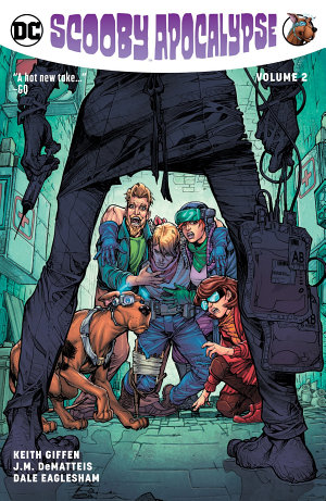 The Scooby Apocalypse Vol  2