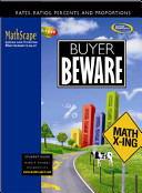 MathScape  Seeing and Thinking Mathematically  Course 2  Buyer Beware  Student Guide