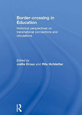 Border crossing in Education PDF