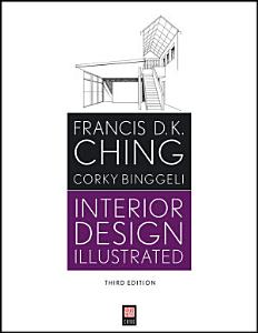 Interior Design Illustrated Book
