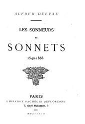 Les sonneurs de sonnets, 1540-1866