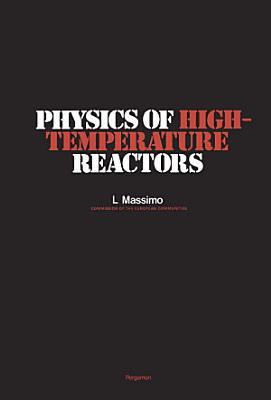 Physics of High-Temperature Reactors