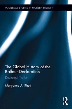 The Global History of the Balfour Declaration PDF