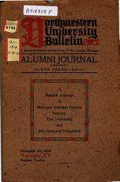Bulletin: Volume 15, Issue 12