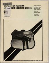 Criteria for Designing Lightweight Concrete Bridges PDF