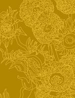 Van Gogh Inspiration Sketchbook