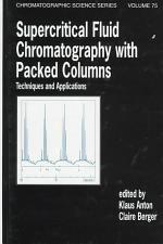 Supercritical Fluid Chromatography with Patked Columns