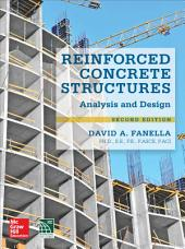 Reinforced Concrete Structures: Analysis and Design, Second Edition: Edition 2