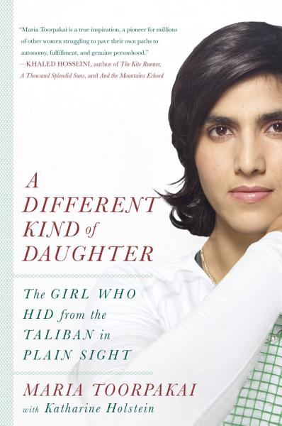 Download A Different Kind of Daughter Book