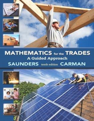 Mathematics for the Trades PDF