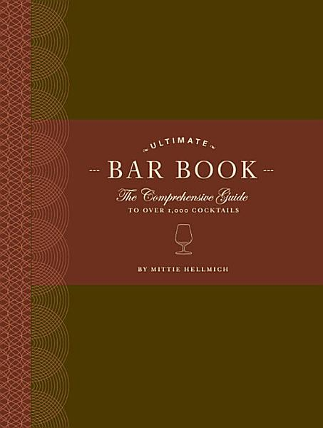 Download The Ultimate Bar Book Book