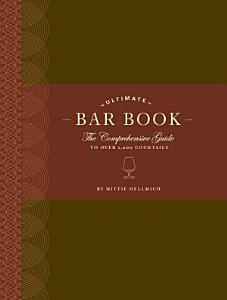 The Ultimate Bar Book Book