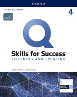 Q  Skills for Success 3E Level 4 Listening and Speaking Student Book PDF