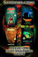 Horror Quiz Book Collection Part II