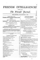 Friends  Intelligencer United with the Friends  Journal PDF