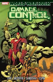 Hulk: World War Hulk - Damage Control