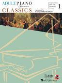 Adult Piano Adventures - Classics