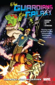 All New Guardians Of The Galaxy Vol  1 Book