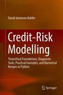 Credit Risk Modelling PDF
