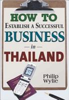 How to Establish a Successful Business in Thailand PDF