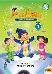 Maths Wiz Book 1
