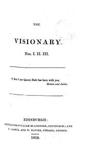 The visionary [signed Somnambulus]. Nos. i.ii.iii