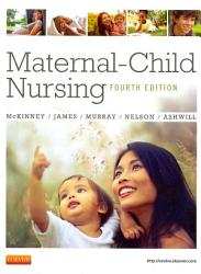 Maternal Child Nursing Book PDF