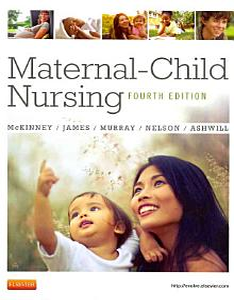 Maternal Child Nursing Book