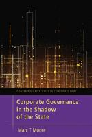 Corporate Governance in the Shadow of the State PDF