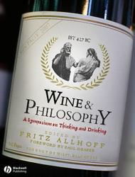 Wine and Philosophy PDF