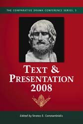 Text   Presentation  2008 PDF