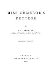 Miss Ormerod's Protégé