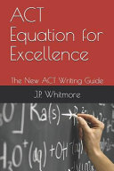 ACT Equation for Excellence PDF